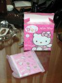 Hello Kitty-bind? Jamen naturligvis! Man må bløde med stil.