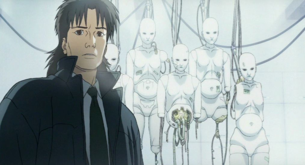 Anime Club: Ghost in the Shell 2 0732